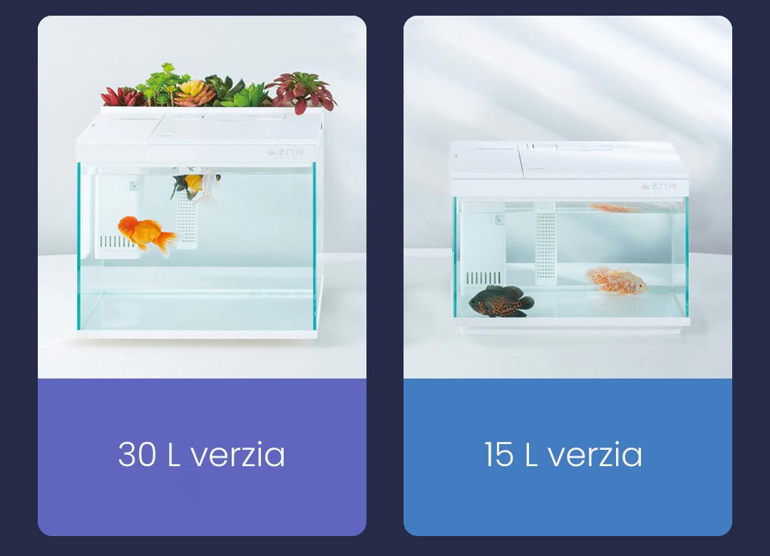 AI Fish Tank ยุคใหม่ เลี้ยงได้ง่ายๆ ภายในบ้านของคุณ